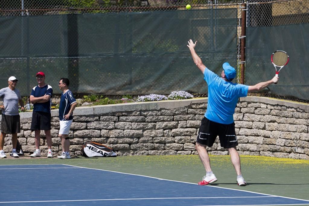 2015 Opening Day North Toronto Tennis