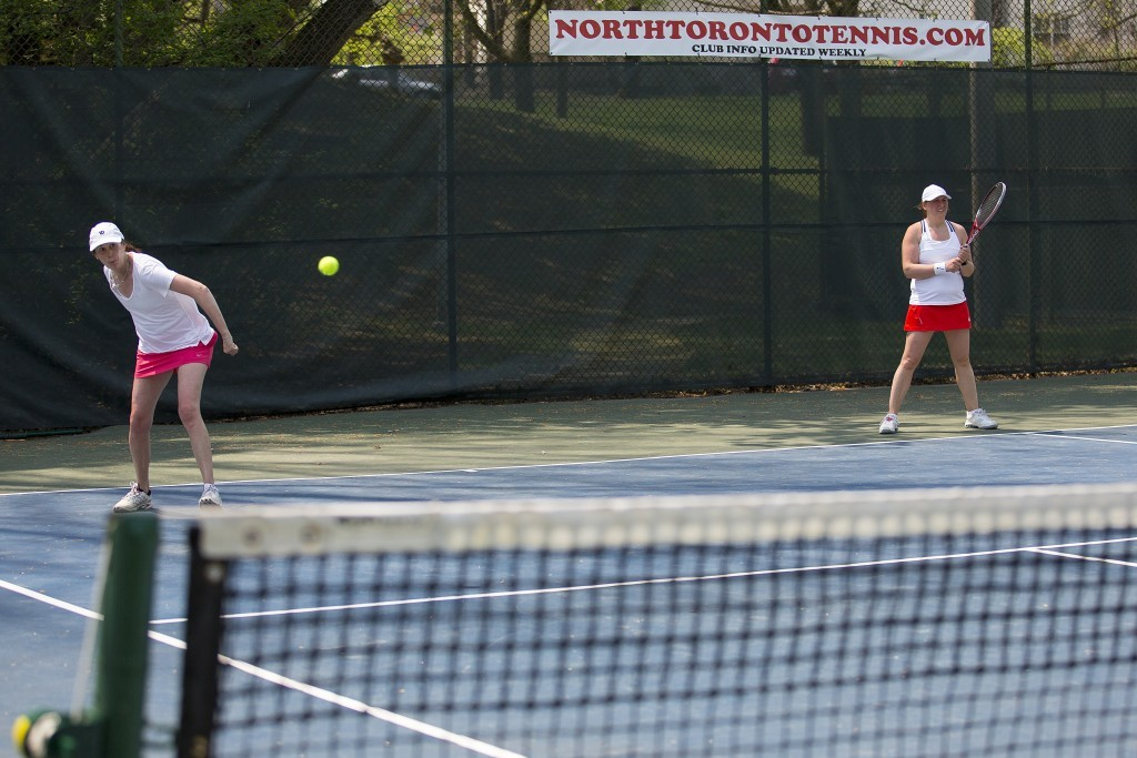 2015 Opening Day North Toronto Tennis